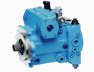 High pressure piston pump A4VG