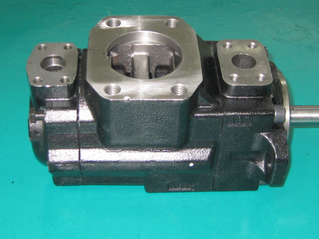 T6EC series Double Vane pumps