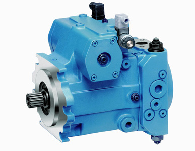Axial Piston Variable pump A4VG Closed Circuit