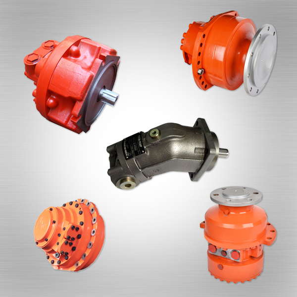 The classification of hydraulic motor
