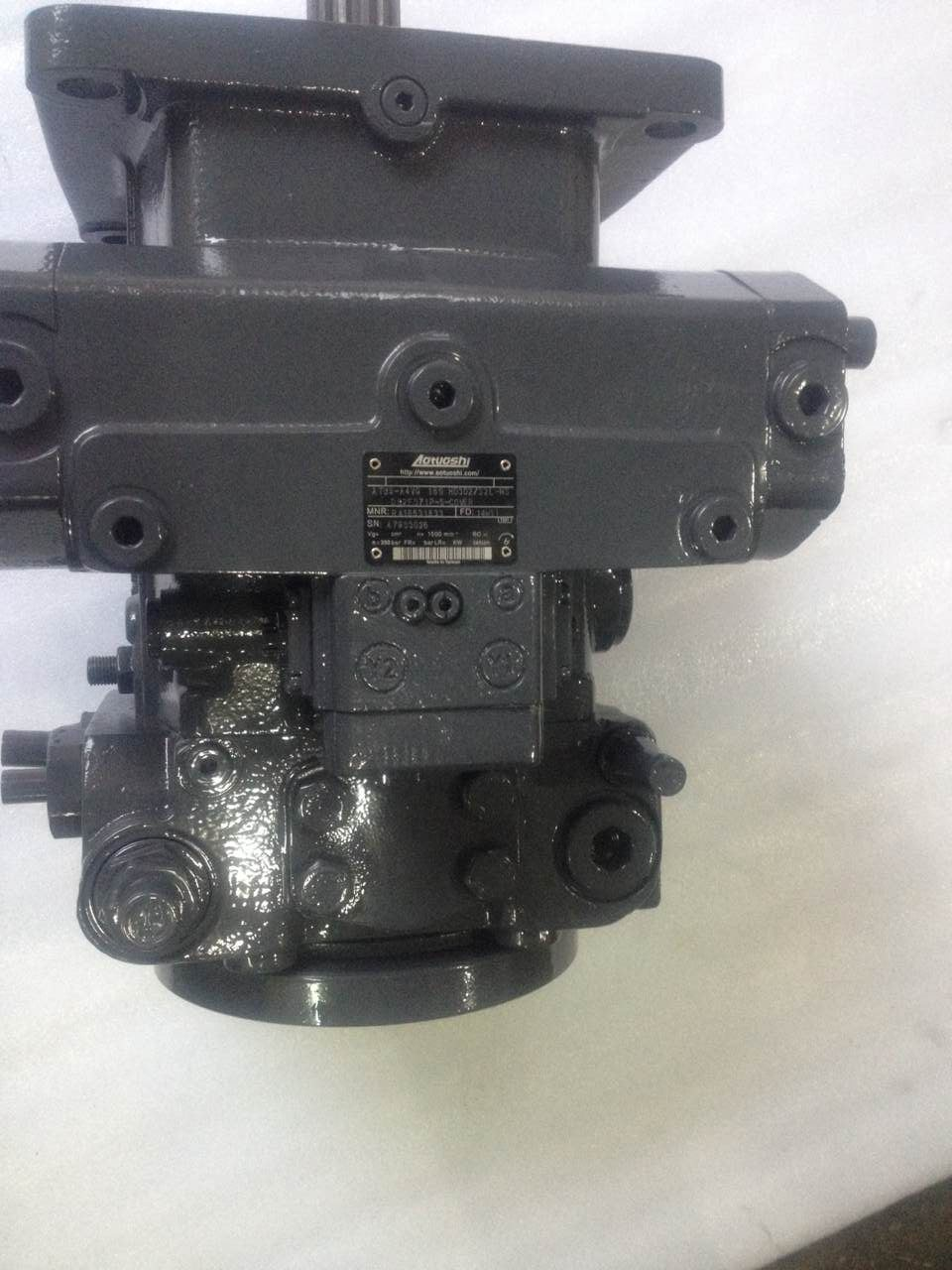 A4VG Closed loop Ax ial Piston pump`