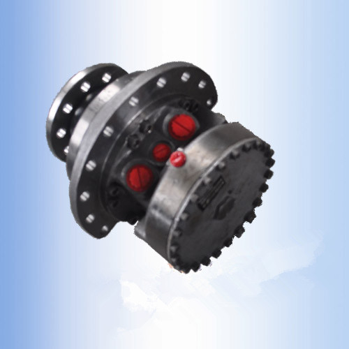 Rexroth piston motor MCR series