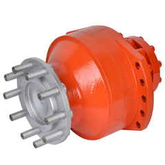 MS series Radial piston motor used for Road Roller