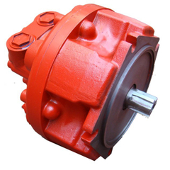 Radial piston motor GM series