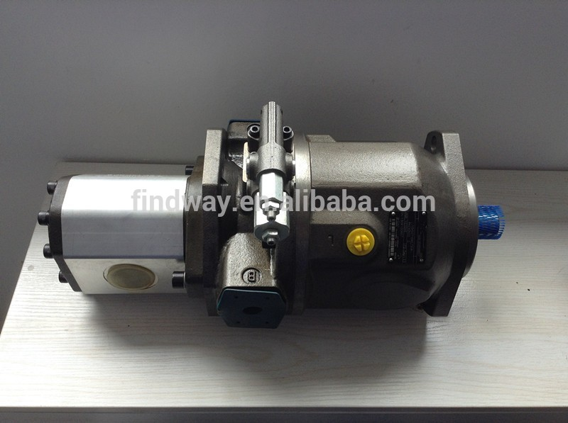 A10VSO piston hydraulic pump