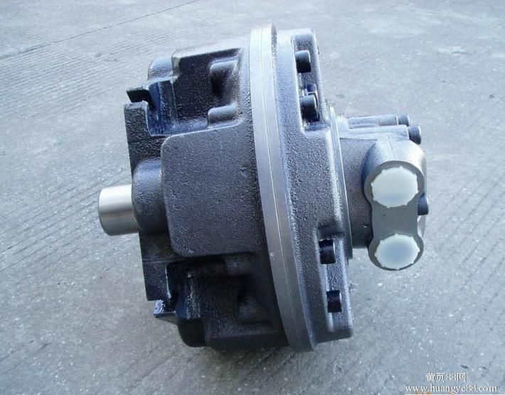 GM Radial piston motor used for Sprayer