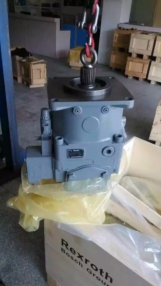 Rexroth A6VM160HA2T/63W-VAB020A Variable Piston Motor