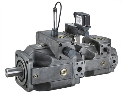 A4VSO pump used for industrial equipment