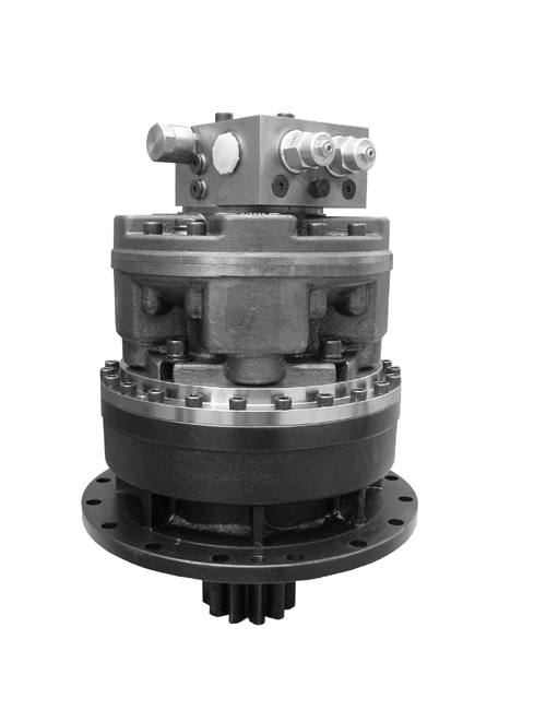 Hydraulic Transmission used for construction equipment